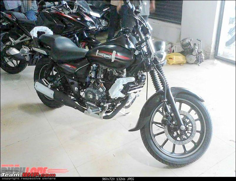 Pics: Bajaj to launch new variants of the Avenger-2015-bajaj-avenger-leaked-1.jpg