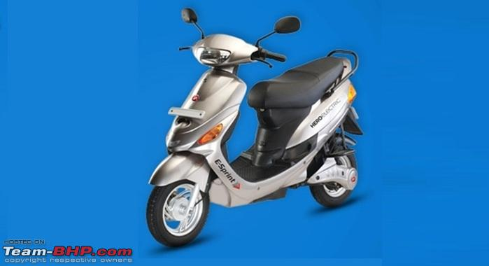 Name:  HeroElectricESprintscooterlaunched.jpg Views: 3295 Size:  49.2 KB