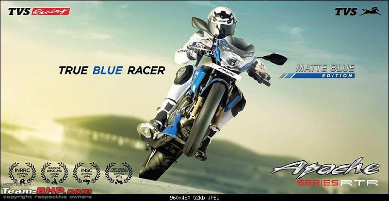 TVS Apache matte blue edition launched-3.jpg