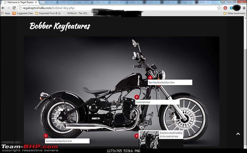 Regal Raptor & other suspect motorcycle manufacturers in India-regalraptortyre.png