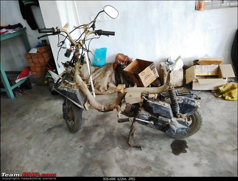 Building a 'Pocket Bike' out of a TVS Scooty ES-13.jpg