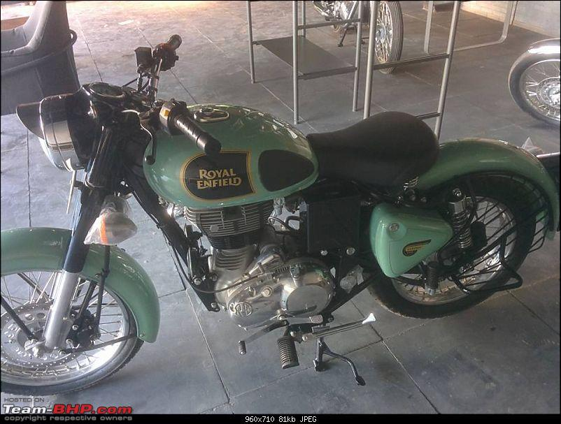 Leaked! Royal Enfield line-up might get new colour options-10371568_10204999578338633_2552426346385489612_n.jpg