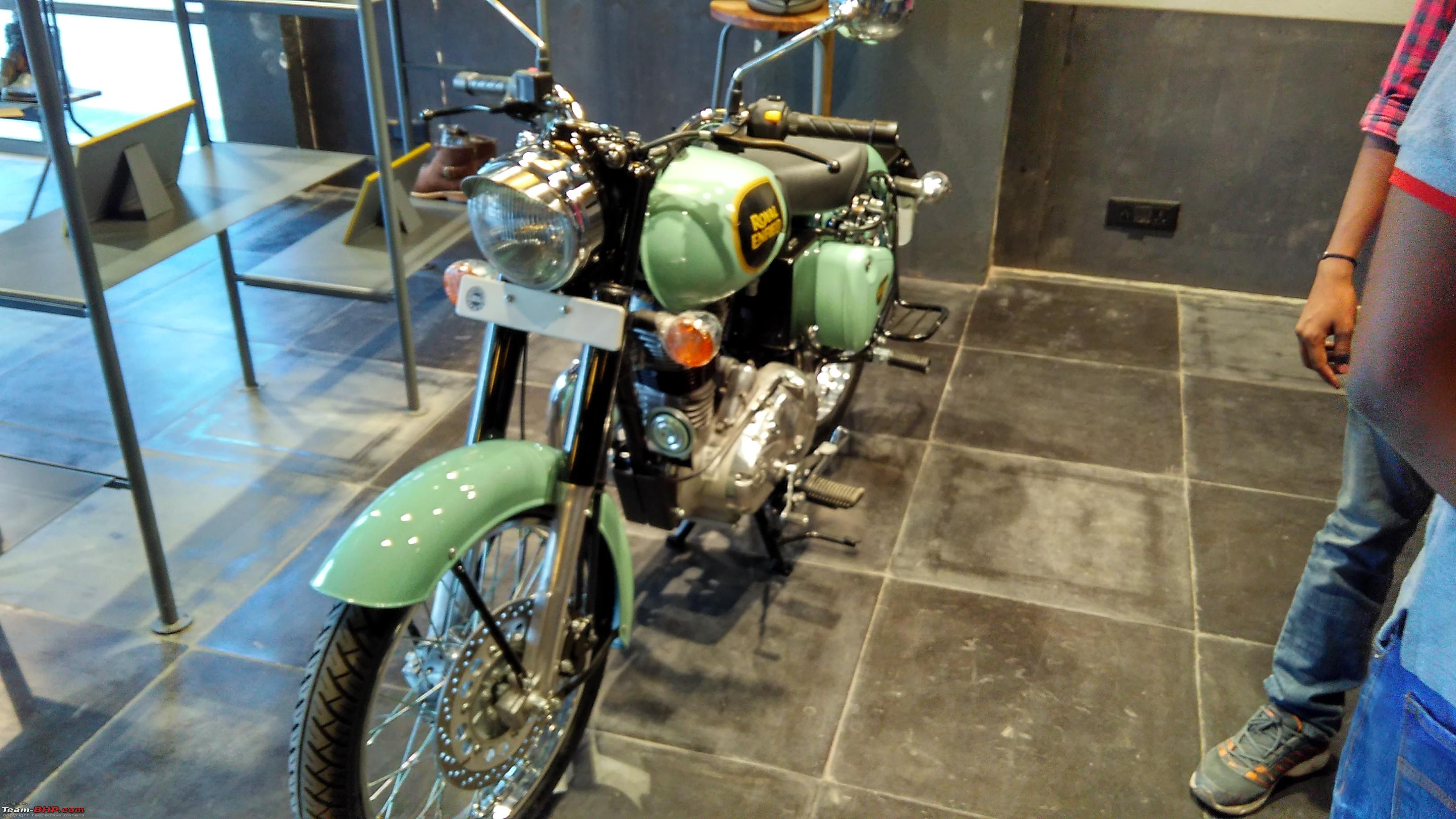 Leaked Royal Enfield Line Up Might Get New Colour Options Page 2