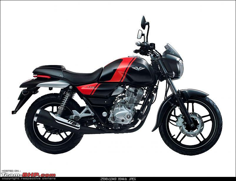 The Bajaj V - A motorcycle made with INS Vikrant's steel-4.jpg