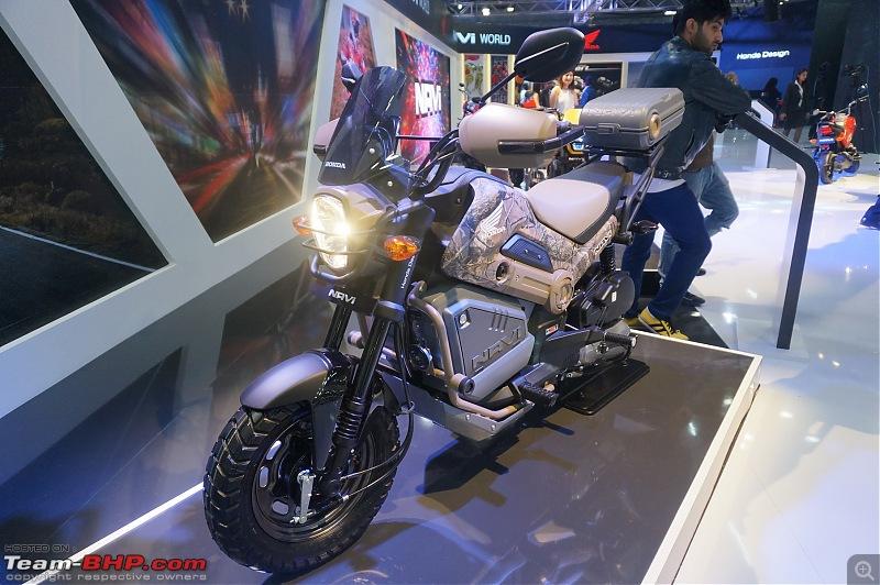 Honda Motorcycles @ Auto Expo 2016-25.jpg