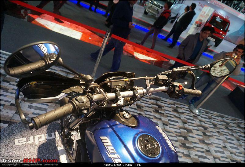 Mahindra Two Wheelers @ Auto Expo 2016-3-10.jpg