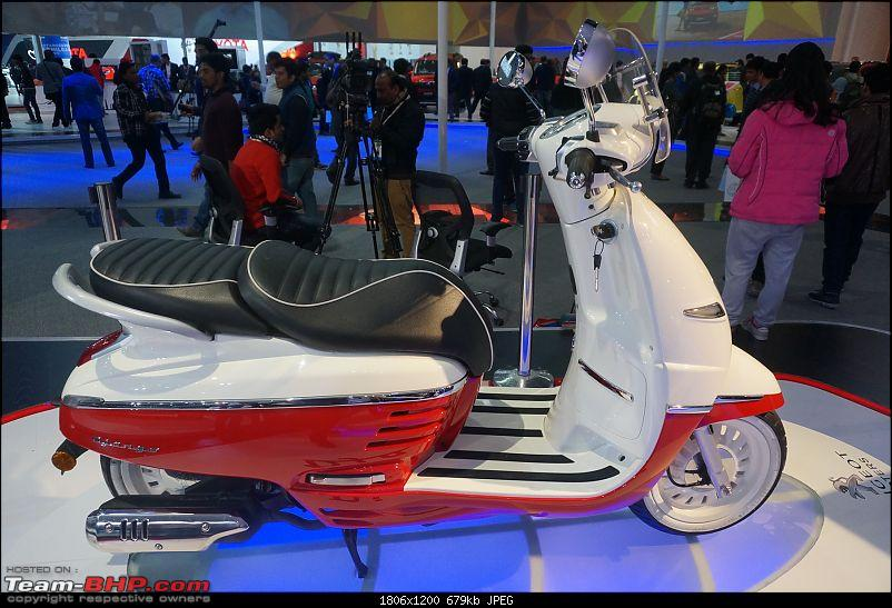Mahindra Two Wheelers @ Auto Expo 2016-10-11.jpg