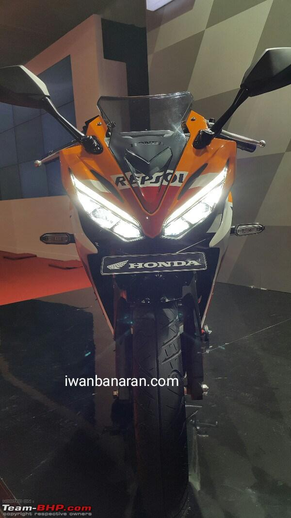 Indonesia New Honda CBR 150R Launched 2