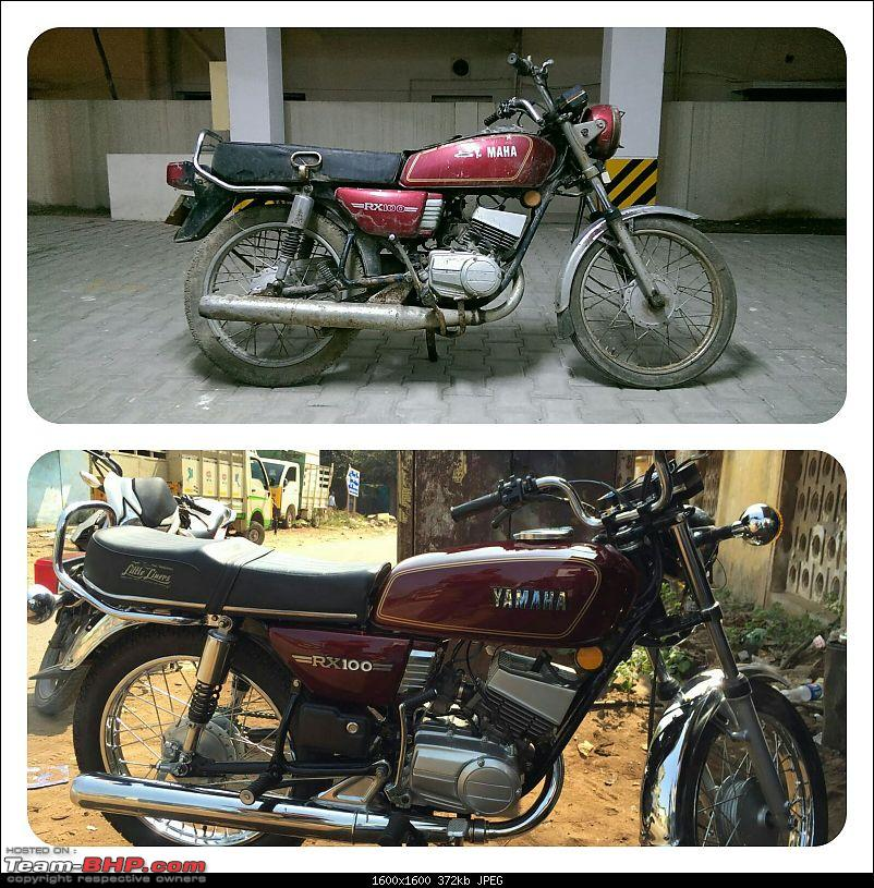 Reliving my college days! Restoration of the dearest 1995 Yamaha RX100-20160220101226.jpg