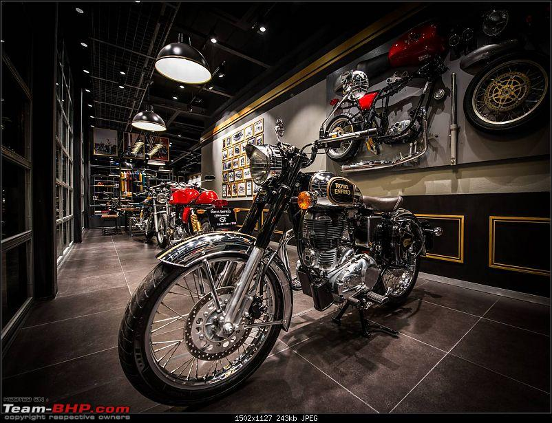 Royal Enfield enters Thailand; opens store in Bangkok-3.jpg