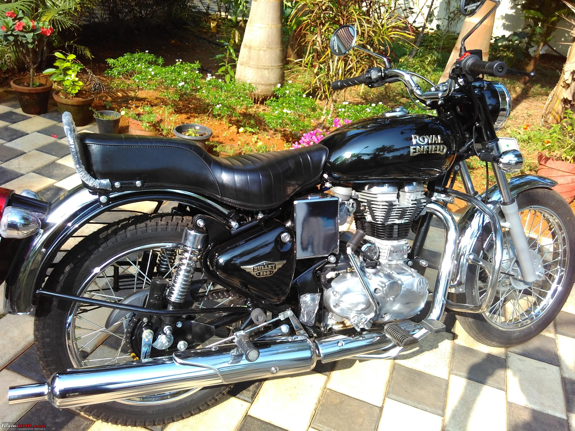 Electrified My Royal Enfield Electra Team Bhp