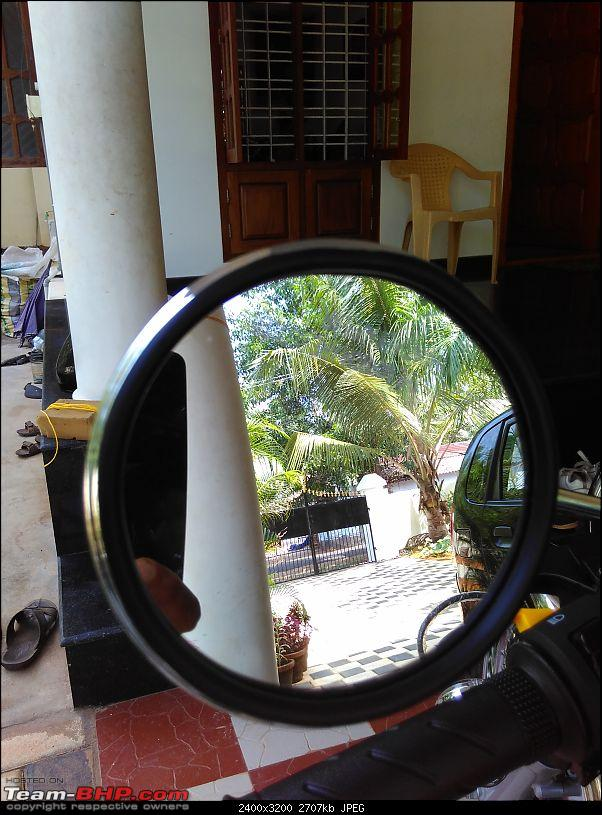 Electrified! My Royal Enfield Electra-mirror1.jpg