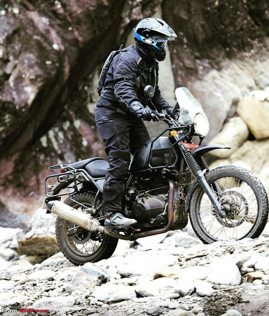 The Royal Enfield Himalayan, Now Launched!