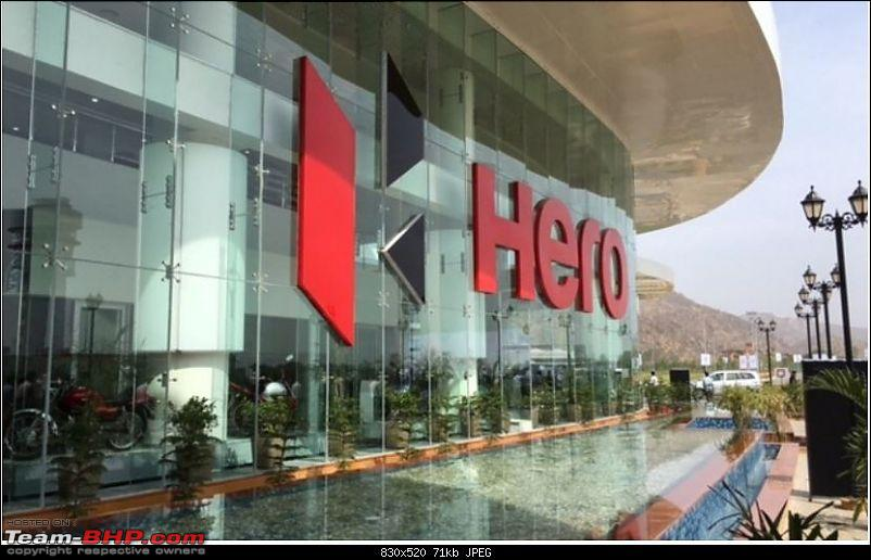Hero MotoCorp inaugurates 'Centre of Innovation & Technology' in Jaipur-herocenter.jpg