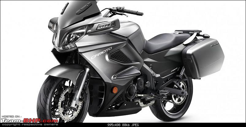 Eider Motors (Hyderabad) unveils 6 two-wheelers. EDIT: Chairman arrested over fraud!-cfmoto_650tk_008995x498.jpg