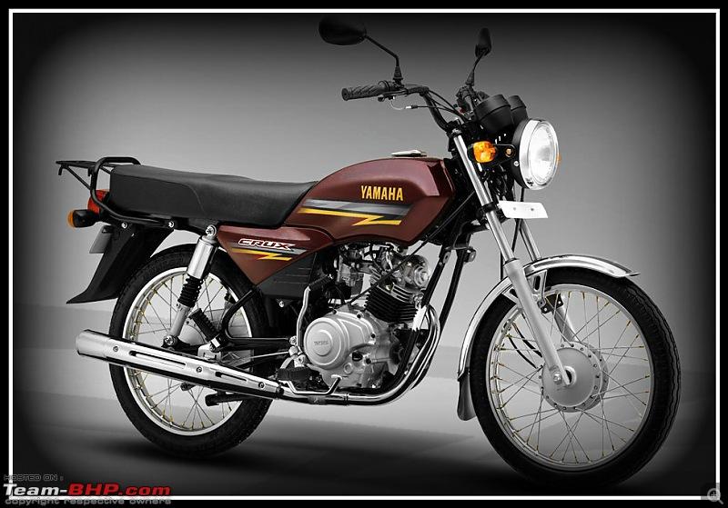 Yamaha launches Saluto RX 110cc commuter bike at Rs. 46,400-yamahacrux.jpg
