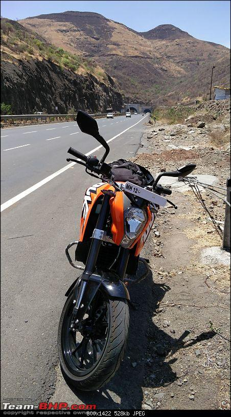 From XUV500 to Ertiga to Avenger to KTM Duke 200! How I fell in love with Orange-ride_2_1.jpg