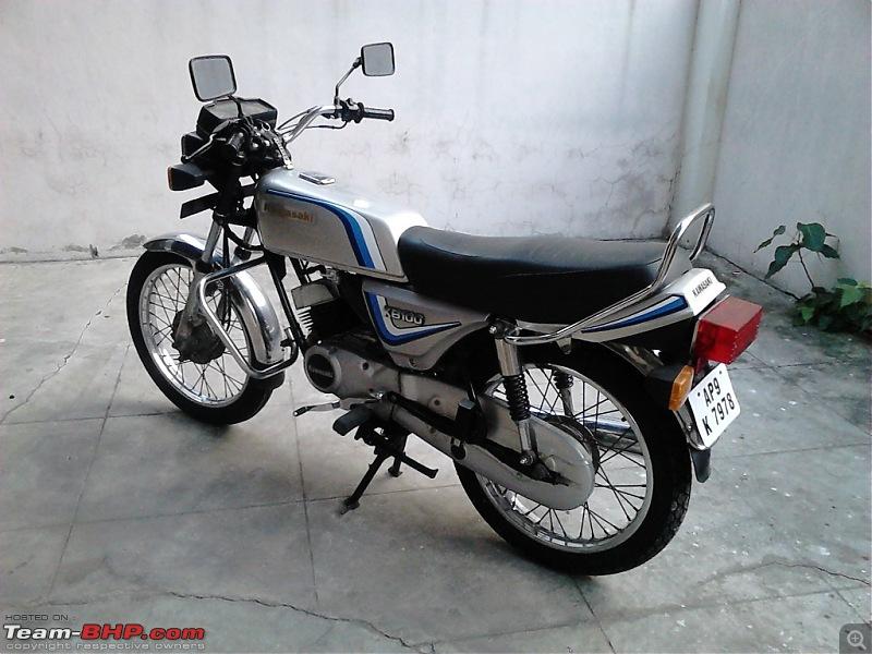Revived, rough & ready: Kawasaki KB125 RTZ Junkyard Dog-dsc_0299.jpg