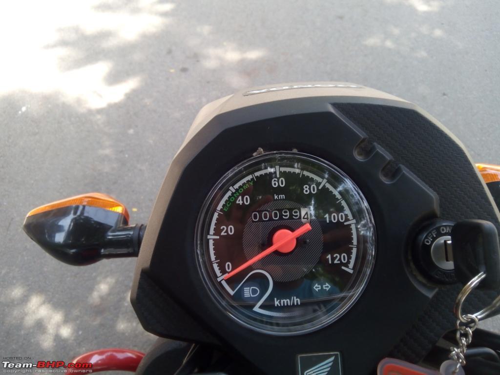My Honda Navi Times Roll Team Bhp Speedometer Assy Suzuki Spin 125 100 Km 2905206