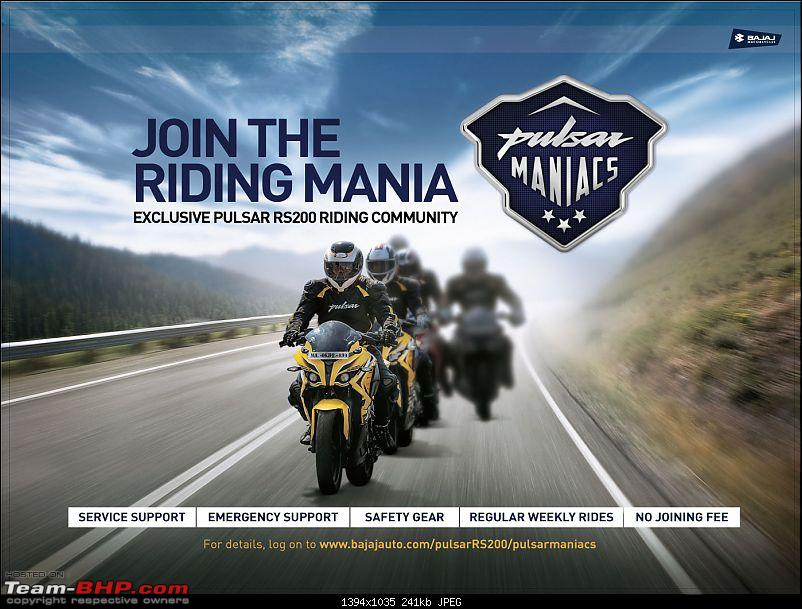 Bajaj Auto launches rider communities for Pulsar and Avenger owners-kv-20061614x19-1.jpg