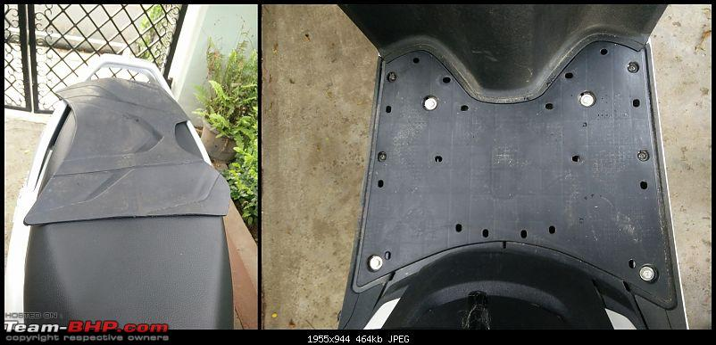 Review: Honda Activa 125 (Pearl Amazing White)-24.-oem-floor-mat-removed.jpg