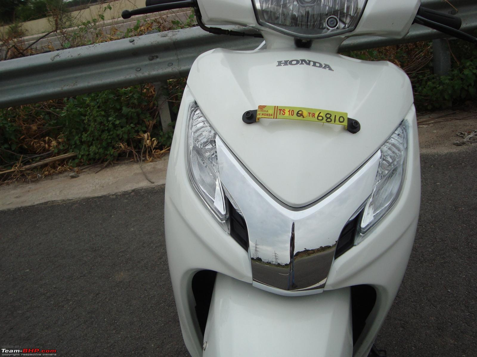 Honda Activa DIY: Headlight upgrade and LEDs for ...