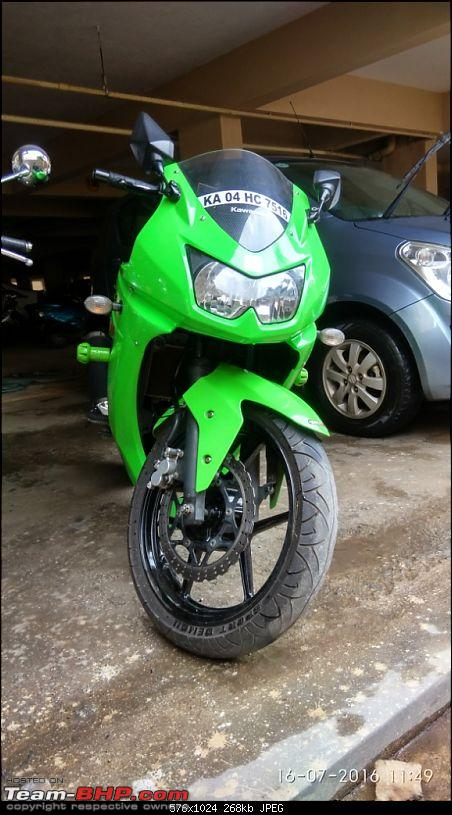 2010 Kawasaki Ninja 250R - My First Sportsbike. 52,000 kms on the clock and counting-img_20160716_114938_hdr.jpg