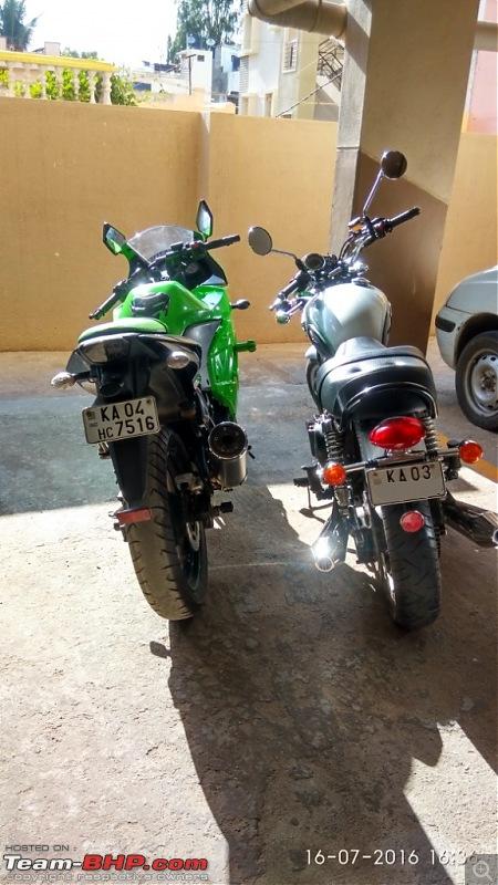 2010 Kawasaki Ninja 250R - My First Sportsbike. 52,000 kms on the clock. UPDATE: Sold!-img_20160716_163658_hdr.jpg