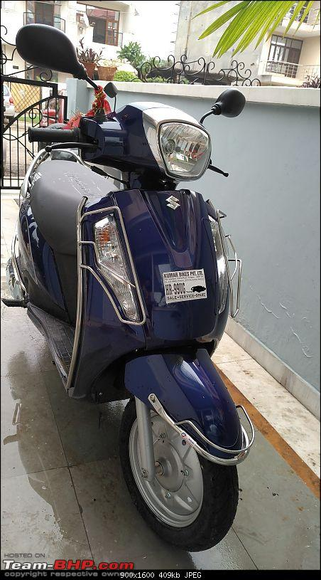 My Suzuki Access 125...in Blue-img_20160731_095652.jpg