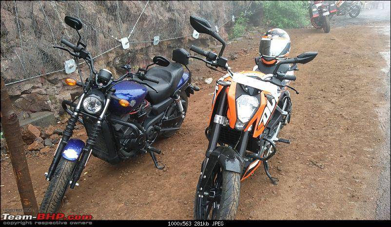 From XUV500 to Ertiga to Avenger to KTM Duke 200! How I fell in love with Orange-09.jpg
