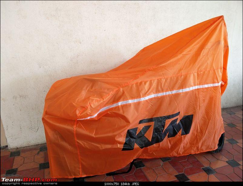 From XUV500 to Ertiga to Avenger to KTM Duke 200! How I fell in love with Orange-22.jpg