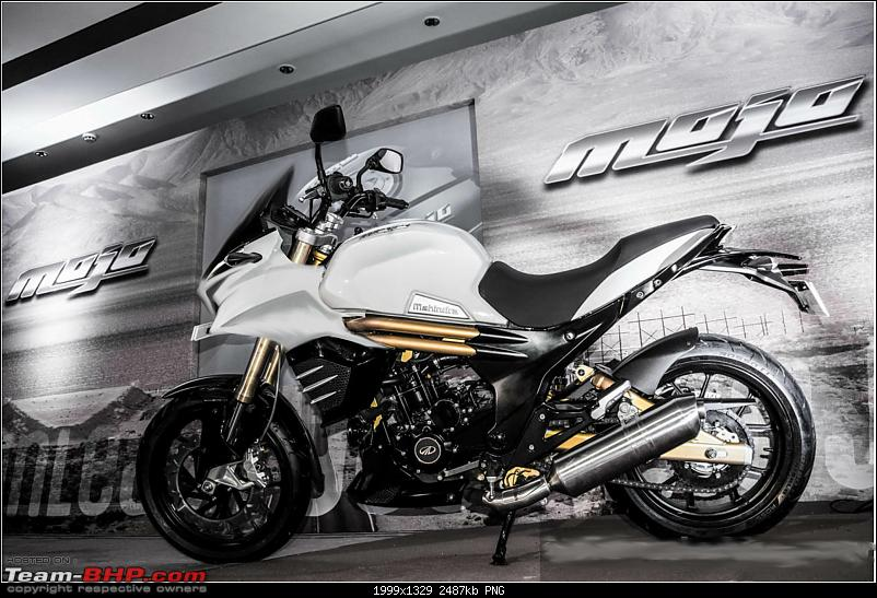 Lower spec'd variant of Mahindra Mojo caught testing-mojo.png