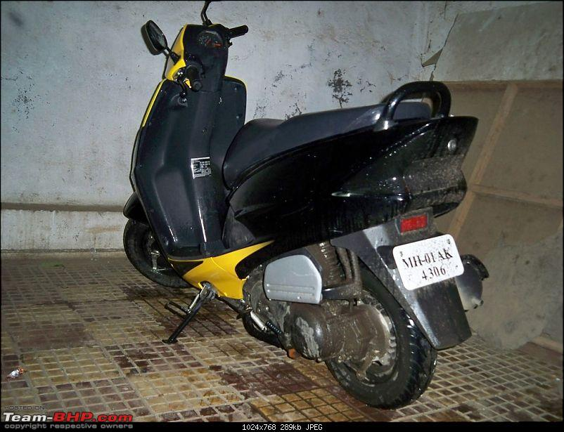 My Honda DIO!! My very Own Bumblebee, now with Carbon Fiber!-image00001.jpg