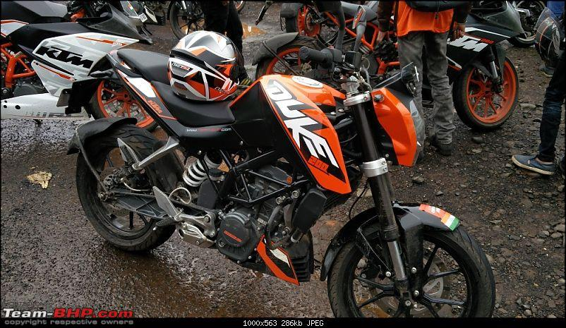 From XUV500 to Ertiga to Avenger to KTM Duke 200! How I fell in love with Orange-img_20160815_102349.jpg