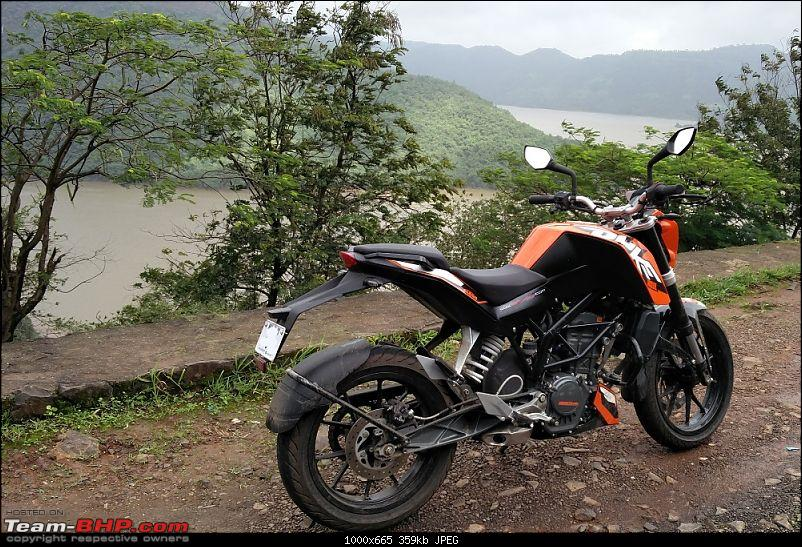 From XUV500 to Ertiga to Avenger to KTM Duke 200! How I fell in love with Orange-img_20160815_104901.jpg
