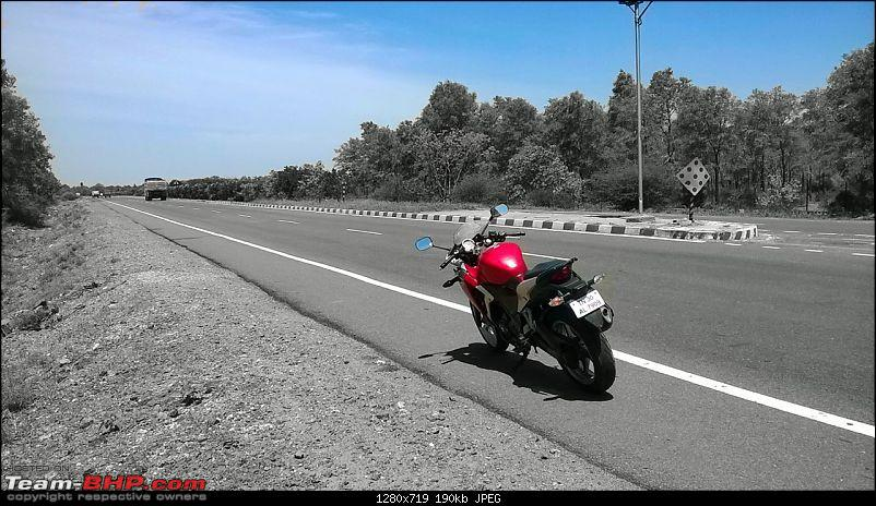 An affair with Hondas: Unicorn sold, now with a CBR 250R-img20160903wa0012.jpg