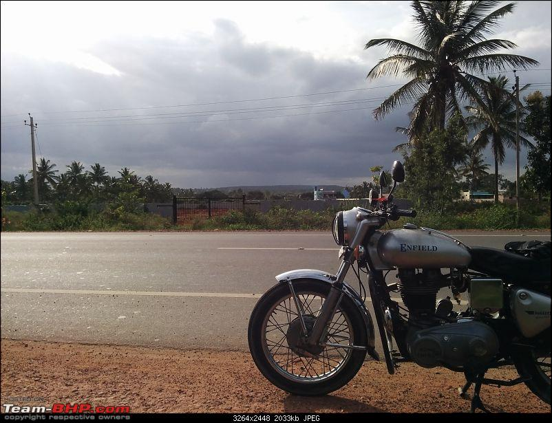 Royal Enfield Electra: 1,15,000 kms completed-img_20160903_164318.jpg