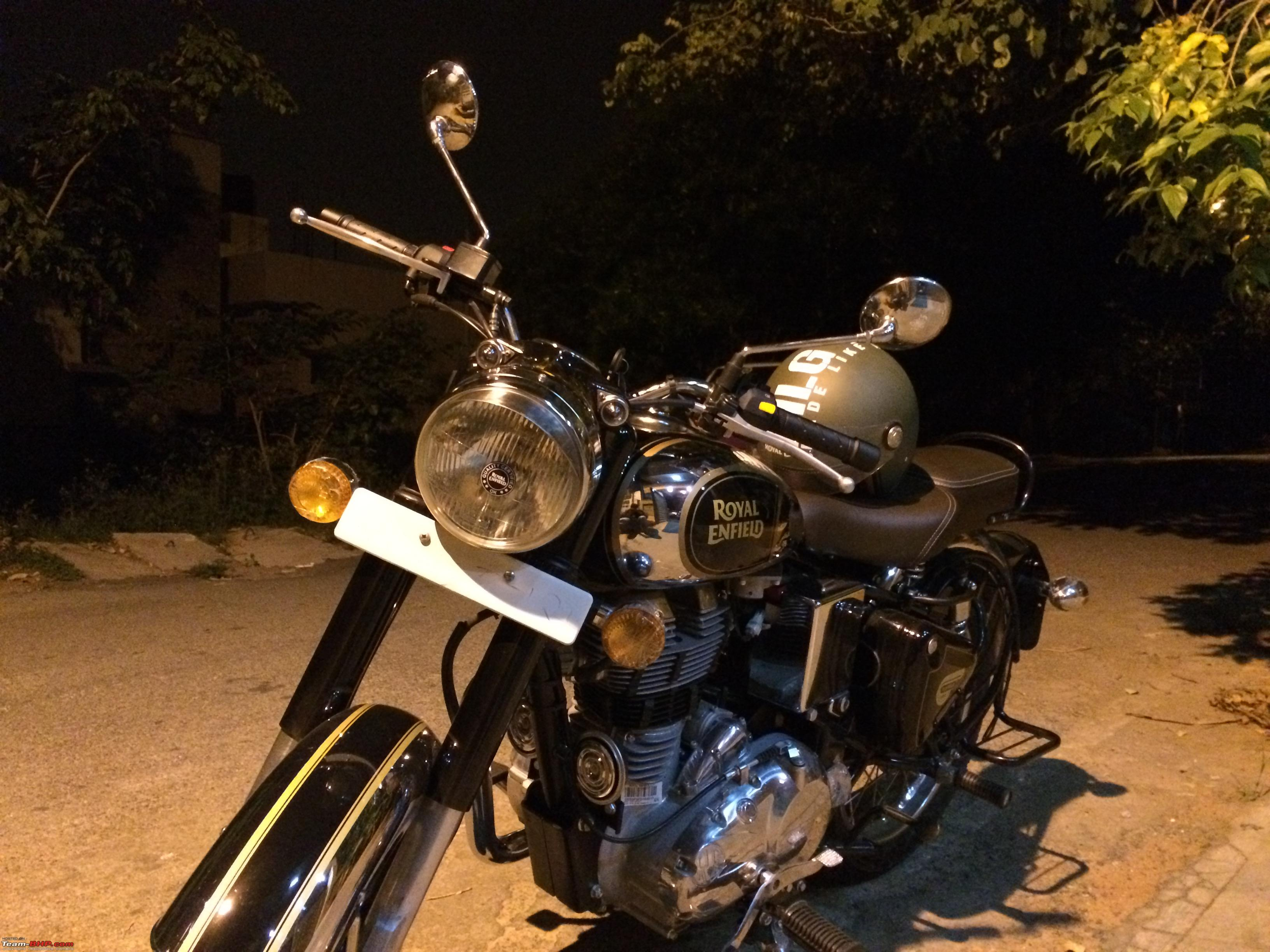 My Enfield Classic 500 Chrome - Ownership Experience - Team-BHP