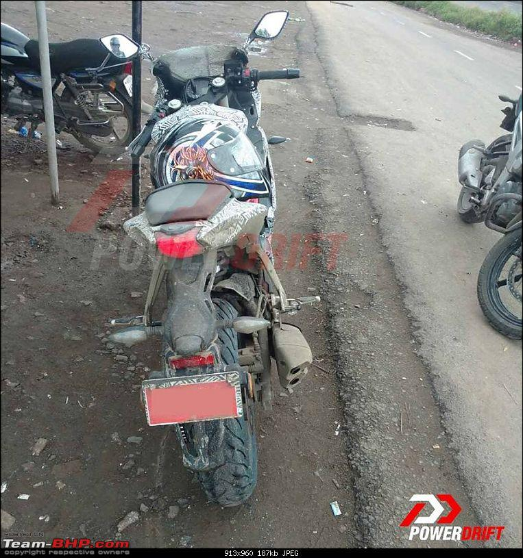 Benelli Tornado 302 spotted testing. EDIT: Now launched @ 3.48 lakhs-14372394_1118615481554576_1716512988081335380_o.jpg