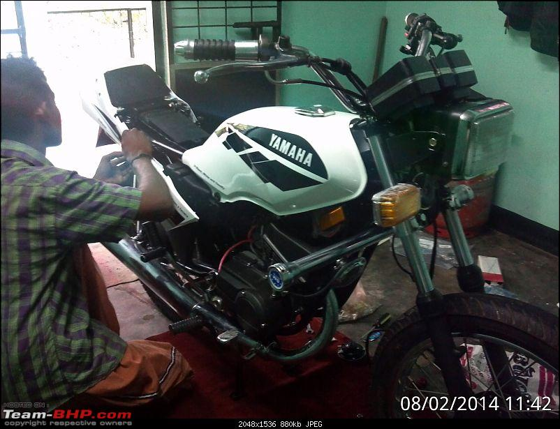 Resurrection Z: The two stroker lives on (Yamaha RXZ)-c360_20140802114251249.jpg