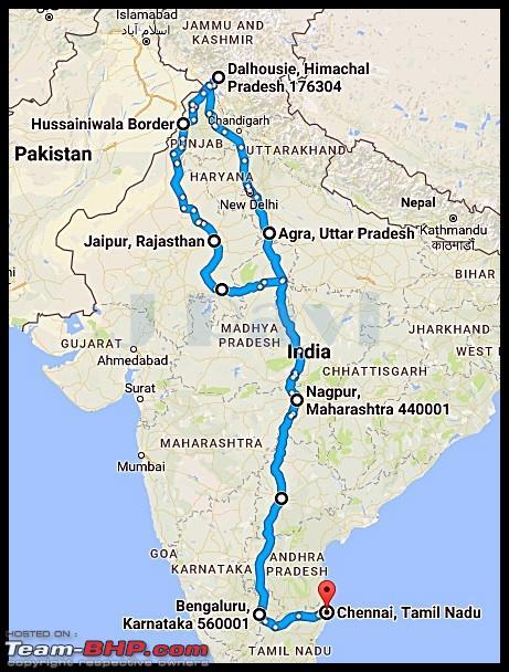 Name:  RideAcrossIndiaRoute.jpg Views: 1211 Size:  255.8 KB