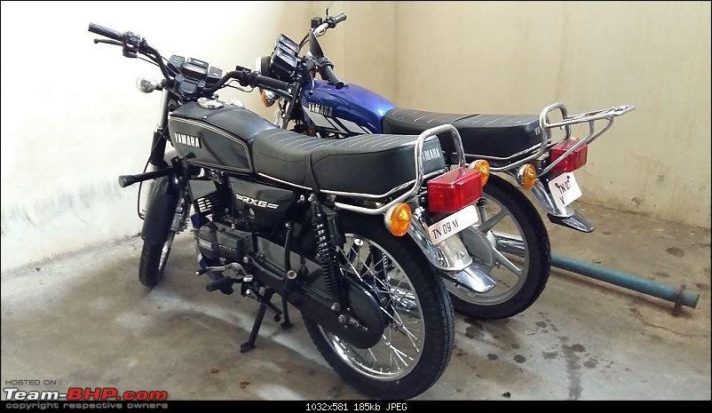 RX madness continues: My Yamaha RX135 5-Speed-20160930_085415.jpg