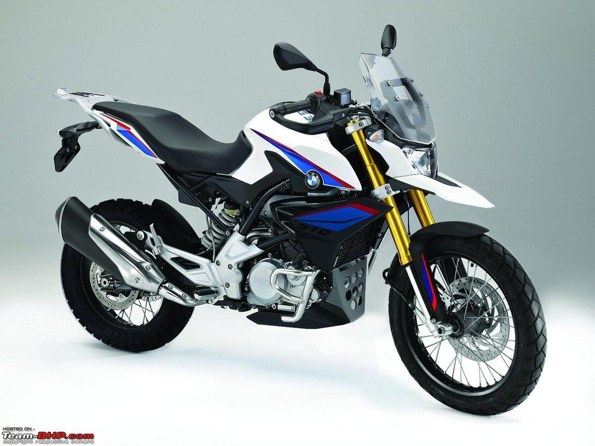 Bmw G310r Based Adventure Motorcycle Edit Unveiled At