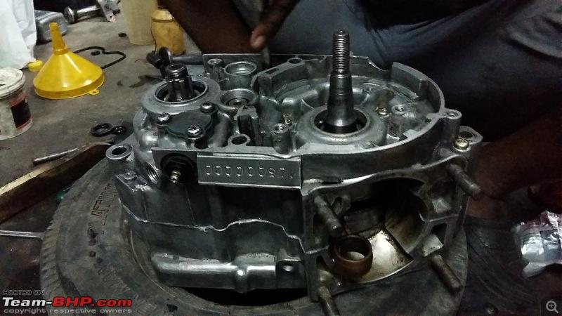 1998 Yamaha RX135 Restoration - 5 Speed Conversion Complete-20161021_214016.jpg