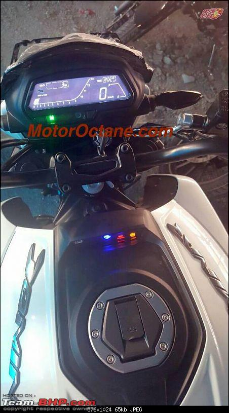 Next Gen Bajaj Pulsars -  SS400 & CS400 (rechristened as Dominar)-1481529481796.jpg