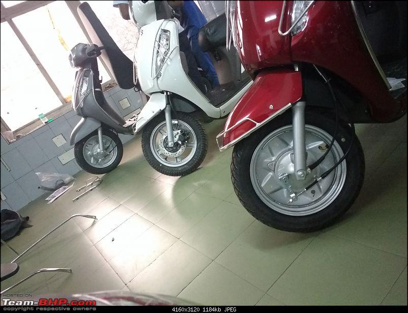 My Milky Bar: All-New Suzuki Access 125 Special Edition. EDIT: 5000 km completed-img_20161212_170358984.jpg