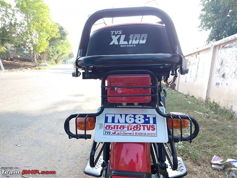 TVS XL 100 - Ownership Review-back.jpg