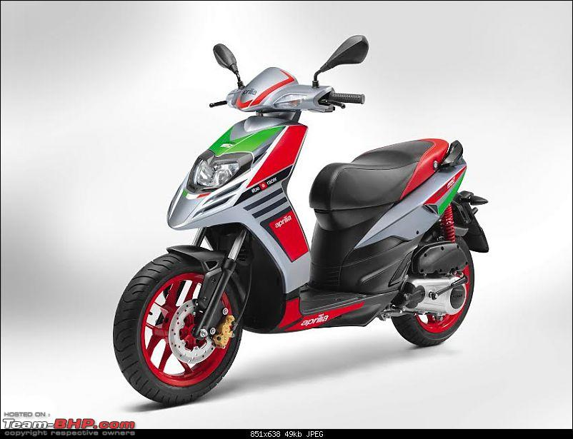 Scoop! Aprilia SR 150 Race Edition spotted. EDIT: Launched at Rs. 70,288-unnamed-1.jpg