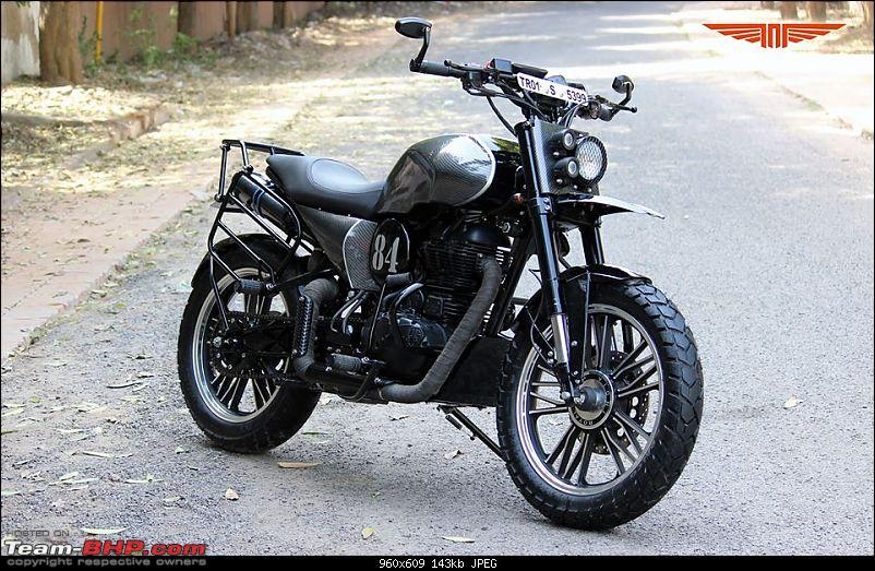 Modified Indian bikes - Post your pics here and ONLY here-royalenfieldclassic500re535tourerscramblerbytntmotorcyclesfrontthreequarter.jpg
