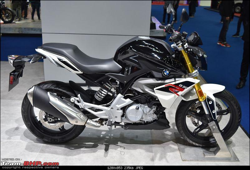 TVS-BMW 300cc motorcycle unveiled in stunting avatar! EDIT: Named G 310 R-sideright.jpg